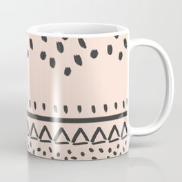Collage and mix of different textures- trendy technique of graphic design, it will add zest to your Coffee Mug