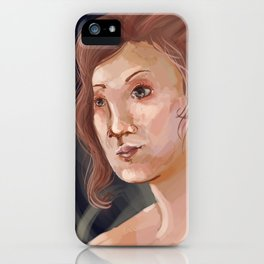 each heart cultivates its own song iPhone Case