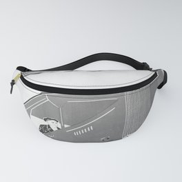komsomol, We were a country of plow, we became a county of tractor and combiner. (Kaganovich) Fanny Pack