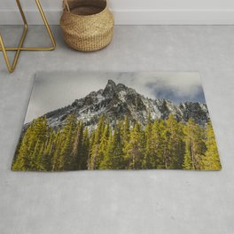 Call of the Wild, Peak in the Forest Rug