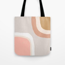 Minimal Abstract Tote Bag