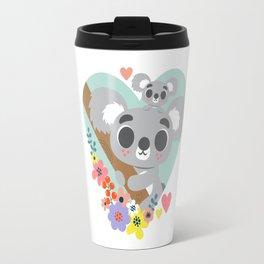 Koala Bear Love / Cute Animal Travel Mug