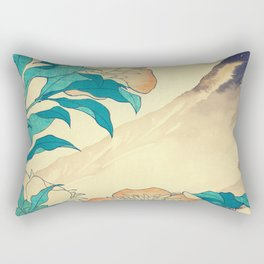 Mutual Admiration in Dana Rectangular Pillow