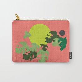 Retro jungle Carry-All Pouch