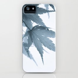Faded Fall iPhone Case