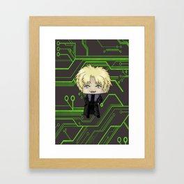 D'Anclaude Framed Art Print