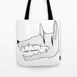 BARKIN Tote Bag