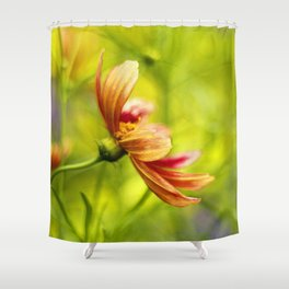 Dancing Solo Shower Curtain