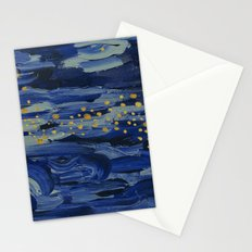 Night Sky Stationery Cards