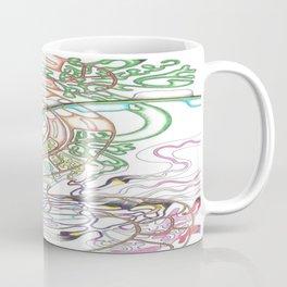 Coffee swirl Coffee Mug