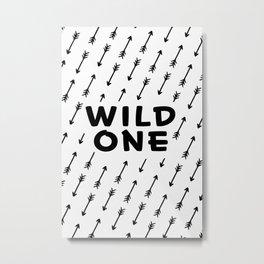 Wild one II Metal Print