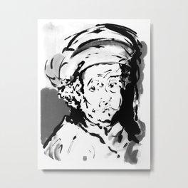 Rembrandt #2 Metal Print
