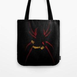 SuperHeroes Shadows : Black Widow Tote Bag