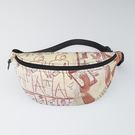 Ancient Egypt smartphones Fanny Pack