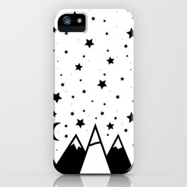Little Explorer iPhone Case