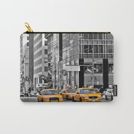 NYC Yellow Cabs NYPD - USA Carry-All Pouch