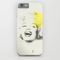 Marilyn Monroe | Esperantos | Dot-file #1 iPhone 6s Slim Case