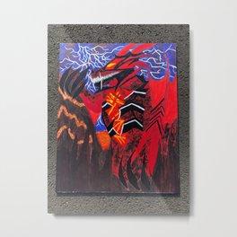 Valyrian Legend Metal Print