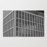 manchester Canvas Prints featuring manchester by Mylo Photography