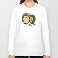 wasted rita Long Sleeve T-shirts featuring Wasted by mangulica
