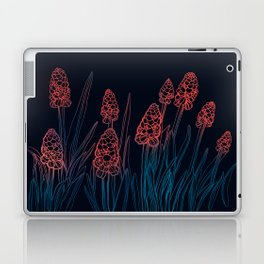 Hyacinths in the night Laptop & iPad Skin