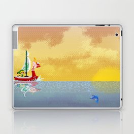 Pixelized : Wind Waker  Laptop & iPad Skin