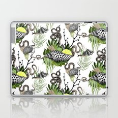 shells and snakes Laptop & iPad Skin