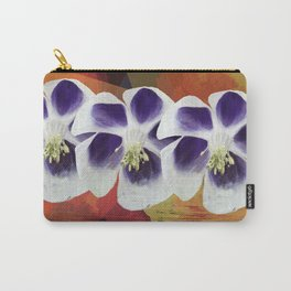 Flowers sisters Carry-All Pouch