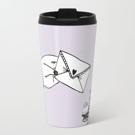 Snail Mail Love Travel Mug