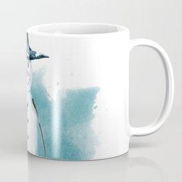 Thin Snowman Coffee Mug