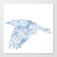 The Blue Rook Canvas Print