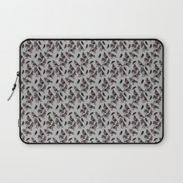 Pigeon Pattern 2 Laptop Sleeve