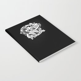 We All Go To Hell Notebook
