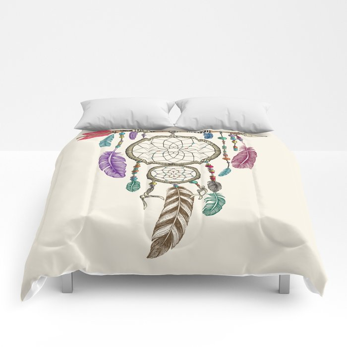 Dream Catcher Comforter Stunning Big Dream Catcher Comforters By Thirstyfly Society60