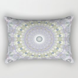 Spiderweb Mandala II Rectangular Pillow