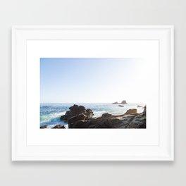 Laguna Beach Series 2 Framed Art Print