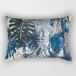 Tropical Plants Rectangular Pillow