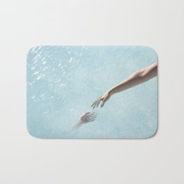 my soul will find yours Bath Mat