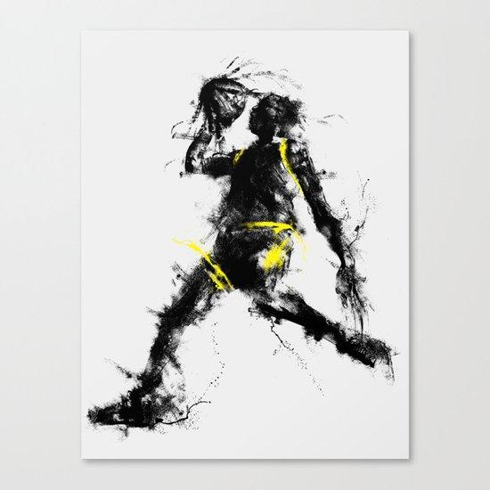 Anti gravity Canvas Print