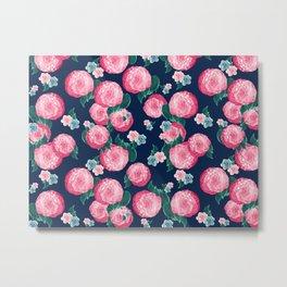 Spring Floral Dream #1 #decor #art #society6 Metal Print