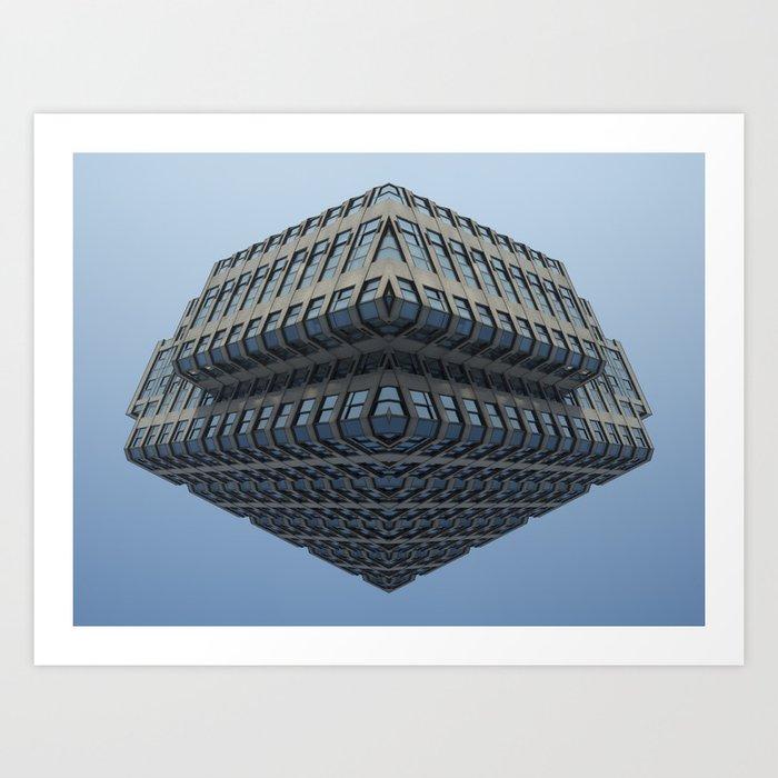 Architecture 02 Art Print