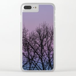 Pastello Clear iPhone Case