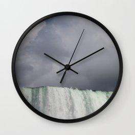 Top of Niagra Falls Wall Clock