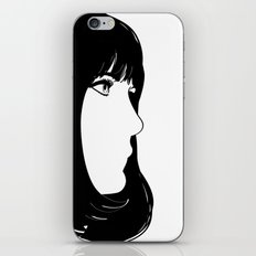 always something there iPhone & iPod Skin