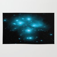 constellation Area & Throw Rugs featuring Constellation by 2sweet4words Designs