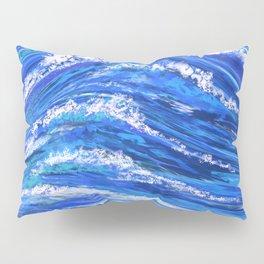 The crest Pillow Sham