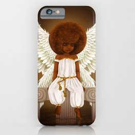 Lil' Angel iPhone Case