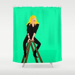 Cool Rider Stephanie Shower Curtain