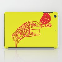 henna iPad Cases featuring Henna by Libbysscribbles