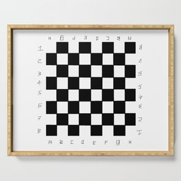 chessboard 1 Serving Tray